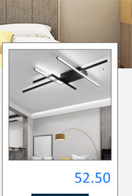 H83906b5100034187ae0e08ecb5acfb77i Bedroom Living room Ceiling Lights Lamp Modern lustre de plafond moderne Dimming Acrylic Modern LED Ceiling lamp for bedroom