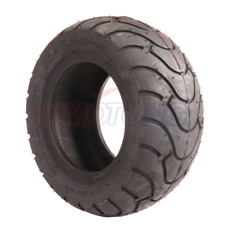 Good quality 13x5.00-6 Tubeless Tire Tyre ATV QUAD Buggy Mower Go-kart Buggy