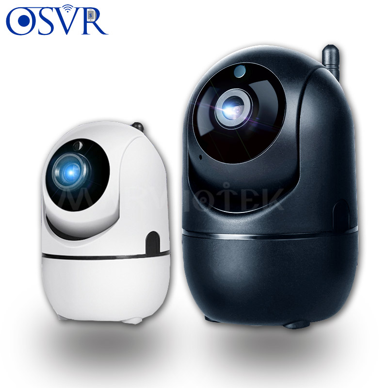 Home Security 720P/1080P Full HD Wireless IP Camera Wifi Mini Network Video Surveillance Auto Tracking Camera IR Night Vision