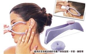 Image 3 - Facial Hair Remover depilador DIY Hair Spring Threading Epilator for lip eyebrows Smooth Removal Hair Removal Cream