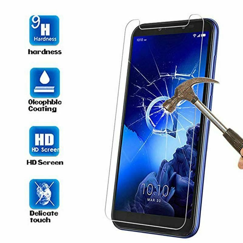 2.5D 9H Tempered Glass Alcatel 1S 2019 1 S 5024D 5024Y 5024K Screen Protector Glass On The Alcatel 1S 2019 Protective Film Glass