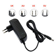 цена на Power Adapter Supply AC to DC Transformer 36W Power Supply Adapter Cord Plug Charger Switch 12V 3A for Led Strip Lights