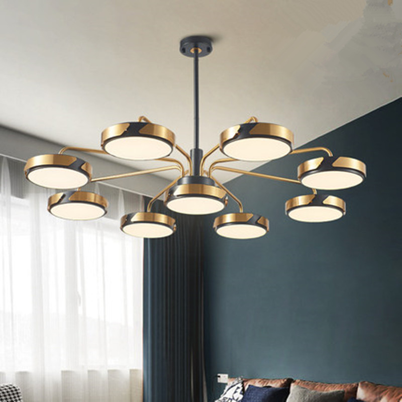 Nordic Iron Pvc Pendant Lights Lighting