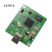 Lusya CM6631A Digital Interface Modul DAC Board USB zu IIS SPDIF Ausgang 24Bit 192K F3 011