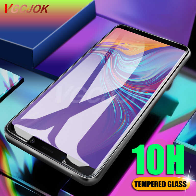 10H Protection Glass On The For Samsung Galaxy A6 A8 Plus A7 A9 2018 A30 A50 A70 M10 M20 M30 M40 Screen Protector Tempered Glass