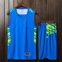 Personalities Customized Basketball Jersey Women, youth Basketball training suit Men's basketball team training clothes