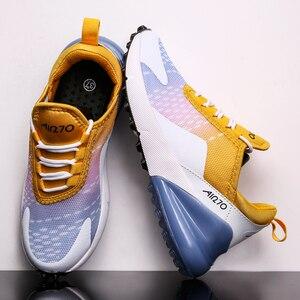 Image 3 - Женская спортивная обувь Basket Femme; Дышащие повседневные вулканизированные кроссовки; Женские кроссовки высокого качества; Удобная обувь; Zapatillas Mujer Deportiva