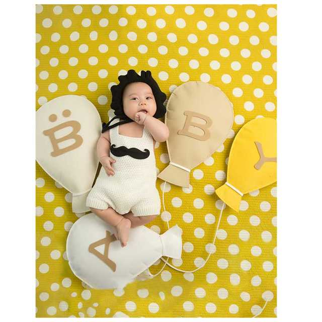 Baby Photography Clothing 3-12 Month Baby Variety  Theme Costume Studio Photo Props Clothes+Props New 5