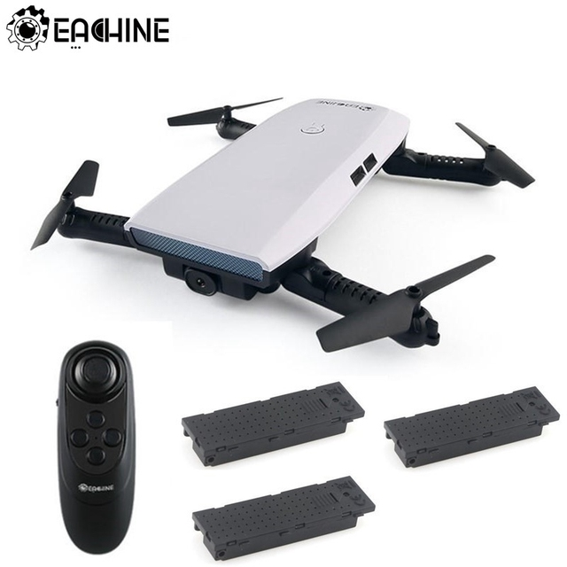 Eachine E56 720P WIFI FPV Selfie Camera Drone With Gravity Sensor APP Control Altitude Hold RC Quadcopter Toy RTF VS H47