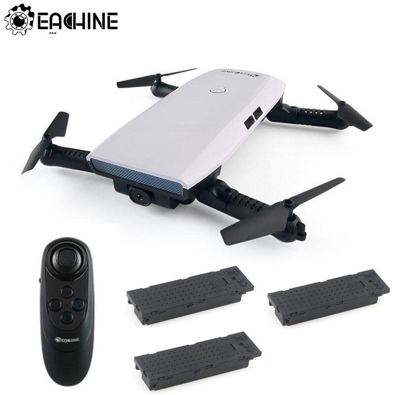 Eachine e56 720 p wifi fpv selfie câmera zangão com sensor de gravidade controle app altitude hold rc quadcopter brinquedo rtf vs h47