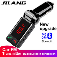 Fm Transmitter Bluetooth Handsfree Car Kit Mini Radio Transm