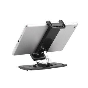 Image 3 - Кронштейн для планшета для DJI Mavic Pro Air 2 Mini Spark Mavic 2 Pro Zoom Drone Controller Monitor Mount Phone Tablet Holder Accessory