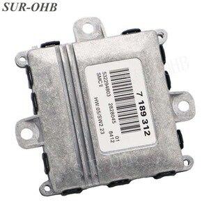 Image 3 - 63127189312 ALC Adaptive ไฟหน้า Drive Control Unit 7189312 Xenon Ballast สำหรับ E46 E90 E60 E61 E65 high beam บล็อก