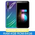 P20 смартфон с 6-дюймовым дисплеем, четырёхъядерным процессором, ОЗУ 4 Гб, ПЗУ 64 ГБ, 13 МП, WCDMA/GSM/LTE, 2-мя слотами для sim-карт