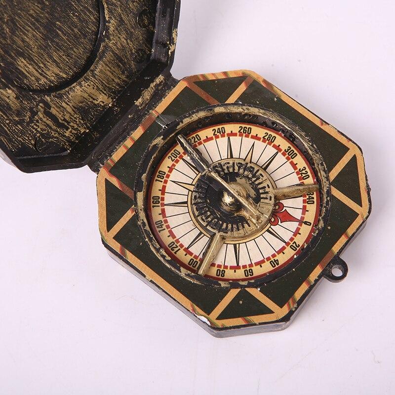 Портативный многофункциональный компас для походов на открытом воздухе, аксессуары для походов, пиратские рождественские игрушки на Хэлло...