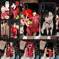 Haikyuu Kuroo чехол для телефона Huawei Honor 6 7 8 9 10 10i 20 A C X Lite Pro Play Черный Модный prime мягкий чехол 3D чехол для мобильного телефона