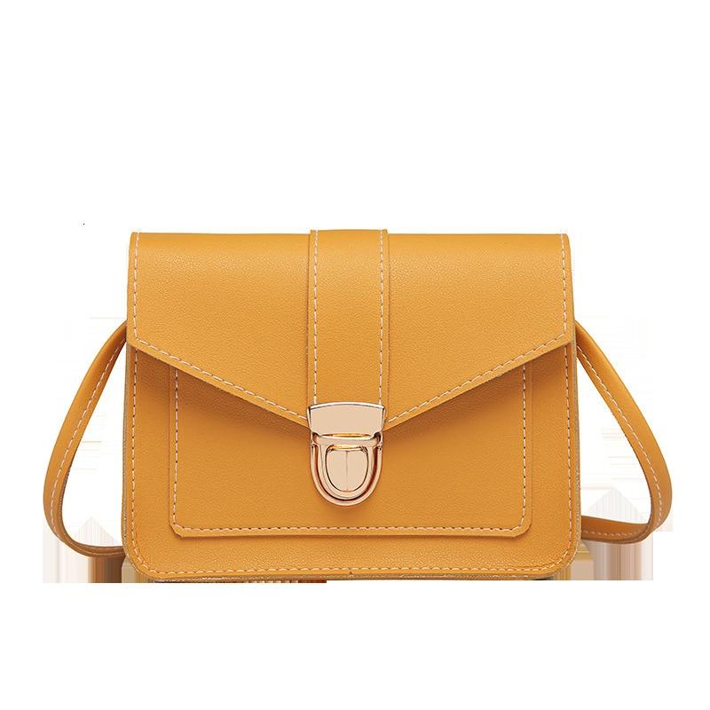 Flap Women Handbag Small Shoulder Bag Simple Fashion Designer Sling Clutch Purses Bolsa Feminina Sac A Main