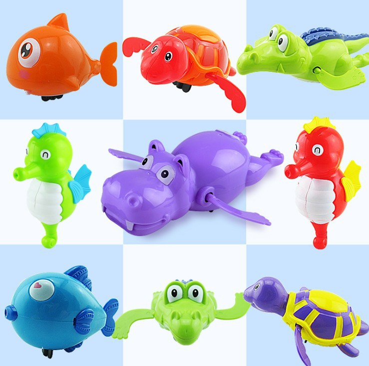 Swimming Play With Water Kiss Baby Toy Fish Bath 3-Year-Old CHILDREN'S Toy Will 3-Year-Old Fish Unisex