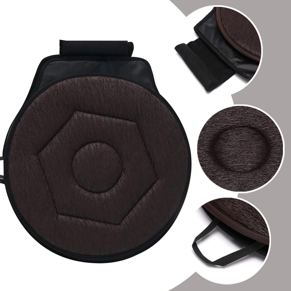 360 Degree Cushion Car Mat Rotation Cushion Car Mats Chair Cushion Best For Elderly And Pregnant Woman Mobility Aid Chair Pad