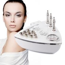 Spray Diamond Microdermabrasion Facial-Massage-Machine Professional with Vacuum-Suction