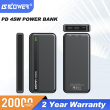 Laptop Battery Notebook Power-Bank 20000mah Tablet for Smartphone Fast-Charger Usb-C