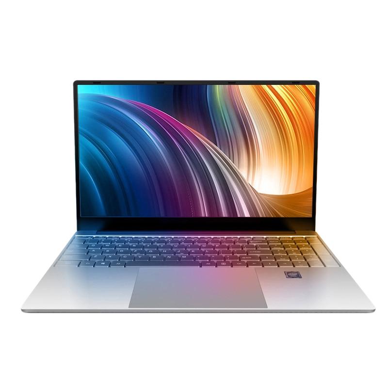 HOT-15.6 Inch 8G RAM SSD Laptop For Intel Core I3 5005U Computer 1920 X 1080P FHD IPS Screen Gaming Notebook US Plug And EU Plug