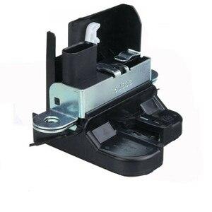 Image 3 - 5K0827505A 1K6827505E 5M0827505E 1P0827505D האחורי TRUNK נעל נועל מכסה מנעול פולקסווגן גולף V VI גולף GTI MK5 גולף MK6 עבור מושב ליאון