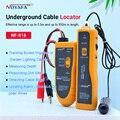 Мощный подземный телефонный тестер  RJ11  RJ45  Cat5  Cat6  UTP  FTP  LAN  сетевой кабель  NF_816