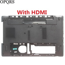 Nova base capa para gateway nv50a nv51b nv51m nv55c inferior caso d capa para portátil peças