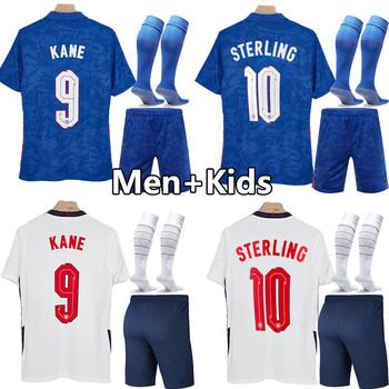 Anglia jersey 2020-2021 koszulka piłkarska dla dziecka zestaw dostosuj zestaw piłkarski dzieci jersey koszulki piłkarskie rękaw mężczyzn dorosłych koszulki KANE tanie i dobre opinie Na zakupy SHORT CN (pochodzenie) POLIESTER Cztery pory roku Na co dzień tops Z KRÓTKIM RĘKAWEM