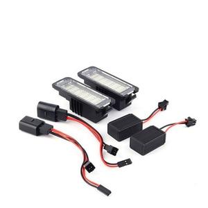 2Pcs Error Free 12V LED Number