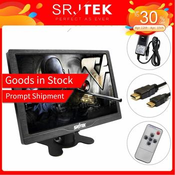 "SRJTEK 10.1"" HD LCD1280*800 Car Computer TV Display Touch Screen HDMI LCD Monitors Driver Board HDMI VGA Video Audio"