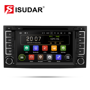 Image 1 - Isudar 2 Din Auto Radio Android 9 For VW/Volkswagen/Touareg CANBUS Car Multimedia Video DVD Player GPS Navigation USB DVR FM/AM