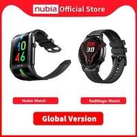 Nubia-reloj inteligente con Pantalla AMOLED de 4,01
