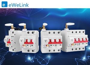 Image 5 - EWeLink 16A الذكية واي فاي قاطع الدائرة حماية ماس كهربائى اليكسا صدى جوجل الرئيسية متوافق التحكم عن بعد واي فاي التبديل