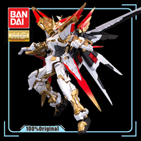 BANDAI MG 1/100 MBF-P03D Gundam Astray Blue Frame D Titanium Alloy Coloring Mg Action Toy Figures Christmas Gift Toys 1