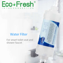 WATER-FILTER Toilet Ecofresh for Smart And Shower Faucet Buy 2-Get/1-Free