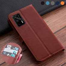 Luxury Flip book leather case on For Realme GT Neo Cover OPPO Realme GT Neo case on For realme gt neo 5G RMX3031 Phone Cover