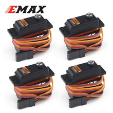 1/2/4/8Pcs Original EMAX ES09MD (Dual-Bearing) Specific Swash Metal Digital Servo For 450 Helicopters TREX Align 450 Helicopter