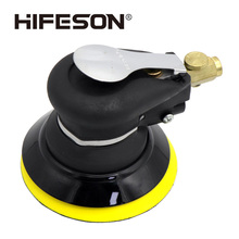 HIFESON5 Inch 10000RPM Pneumatic Air Sander for Car Paint Care Tool Polishing Machine Wood Working Grinder Polisher