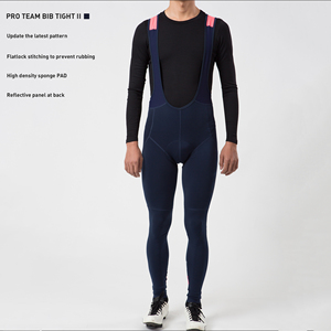 SPEXCEL 2019 winter thermal fleece training cycling tights thermal fleece cycling bib pants cycling bibs for 8-20 degree ride(China)