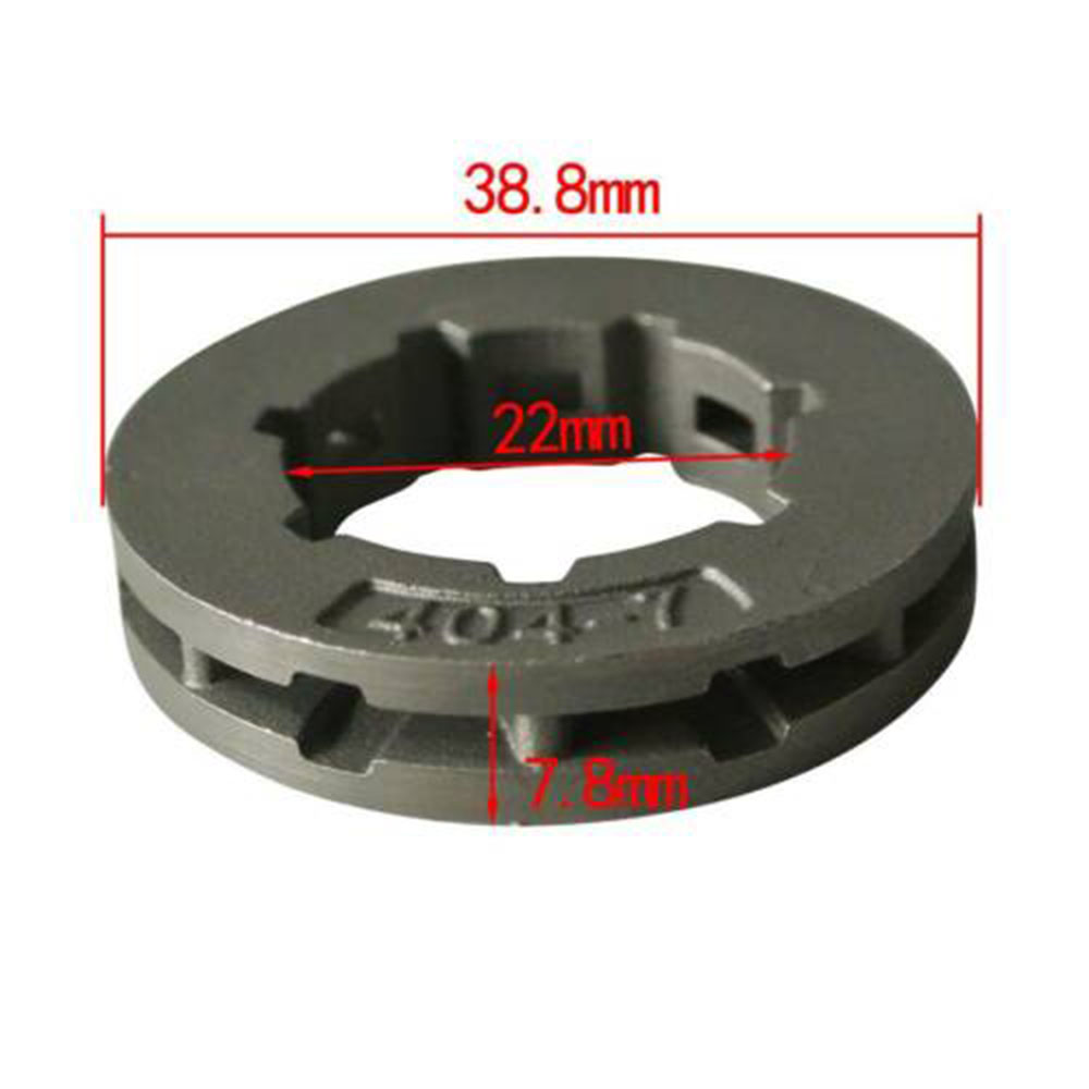 404-7 10T Sprocket Rim For Stihl 080 MS720 064 066 MS640 <font><b>MS660</b></font> 084 088 MS880 image