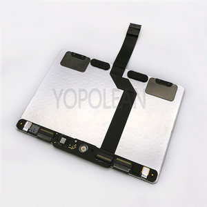 """Image 3 - Original Used Trackpad Touchpad With Flex Cable 593 1657 A For Macbook Pro Retina 13"""" A1502 Late 2013 Mid 2014"""