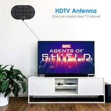 Цифровая ТВ приставка 980 миль 4k 25 дБ с высоким коэффициентом