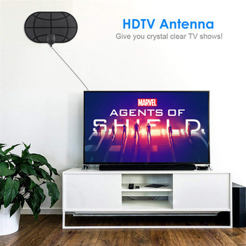 цены 980 miles 4K 25DB high gain Digital HD TV box DTV Digital TV antenna with Amplifier Signal Booster active flat design HD antenna