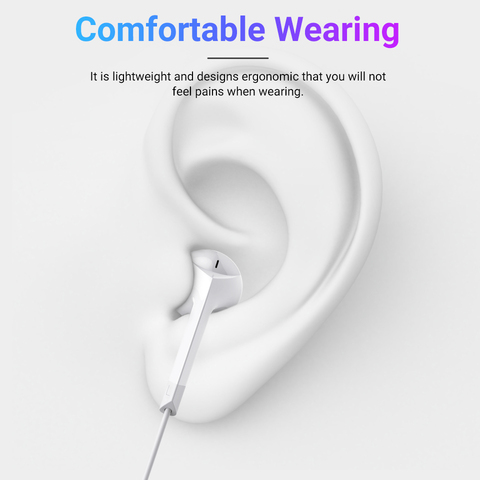 Langsdom V6 Earphone 3.5mm In-ear Headphone for Xiaomi iPhone fone de ouvido with Mic auriculares Headsets Audifonos Mp3 Dj Multan