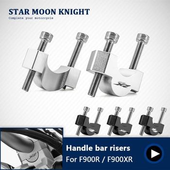 Elevador de manillar de motocicleta 28MM barra de arrastre abrazadera extender adaptador para BMW F900R F900XR F 900 F900 R XR