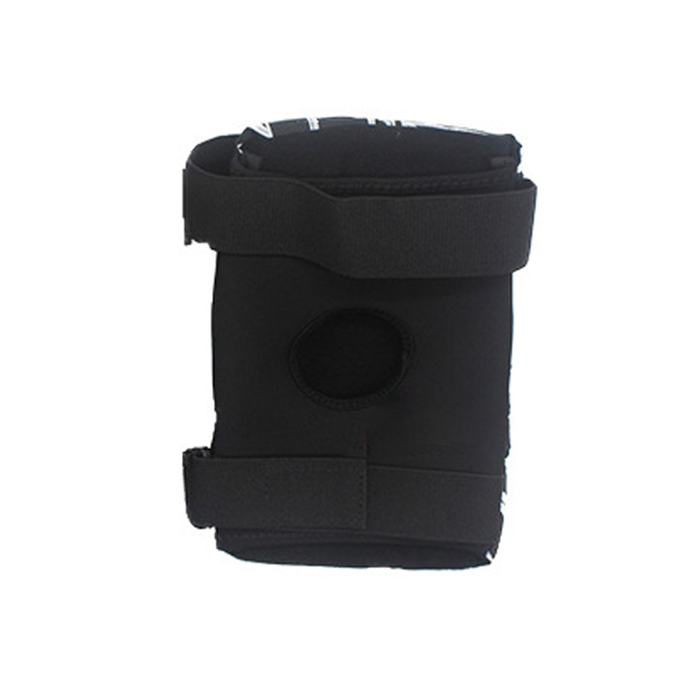 1pair Winter Tactical Roller Outdoor Sports Skiing Knee Pad Ergonomic Protection Gear Elbow Support Thickened Hunting Adjustable