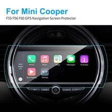 Para mini cooper f55 f56 f57 f60 6.5 8.8 Polegada tpu carro gps navegação protetor de tela toque película protetora acessórios