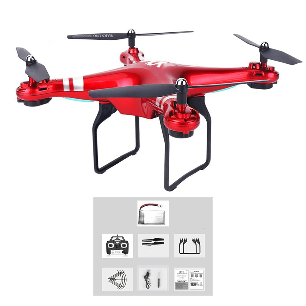 SH5HD FPV Drone with 1080P WIFI Camera RC Quadcopter Live Video Altitude 2.4GHz 4 Channels 6 Axis Gyro RC Drone Helicopter image